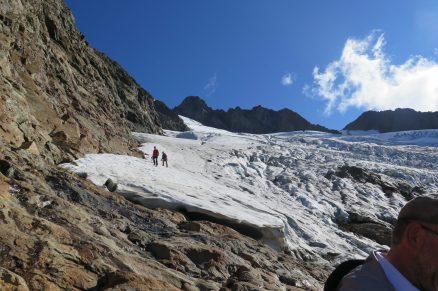 Dôme des Glaciers Guide Jeremy Janody