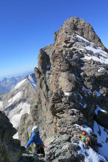 La Meije guide montagne Jeremy Janody