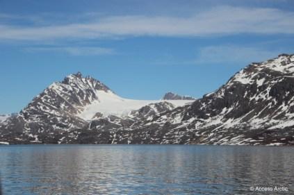 Les paysages nordiques du Groenland