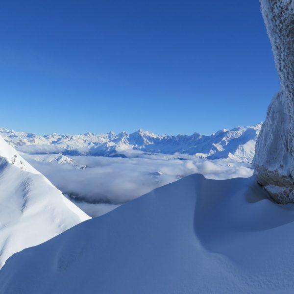 Couloir combaz ski jeremy janody