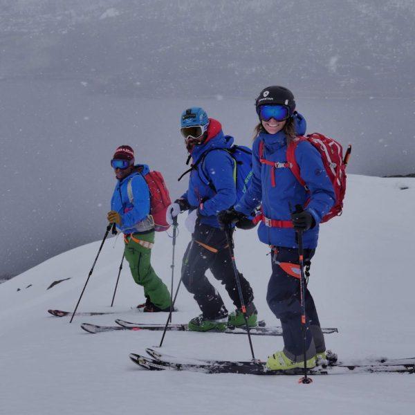 Ski en Norvège