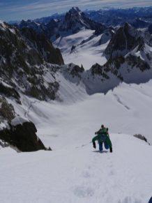 Mont Maudit Ski98