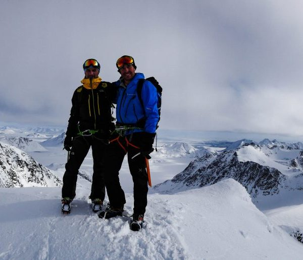 Voyage ski au Groenland 2019