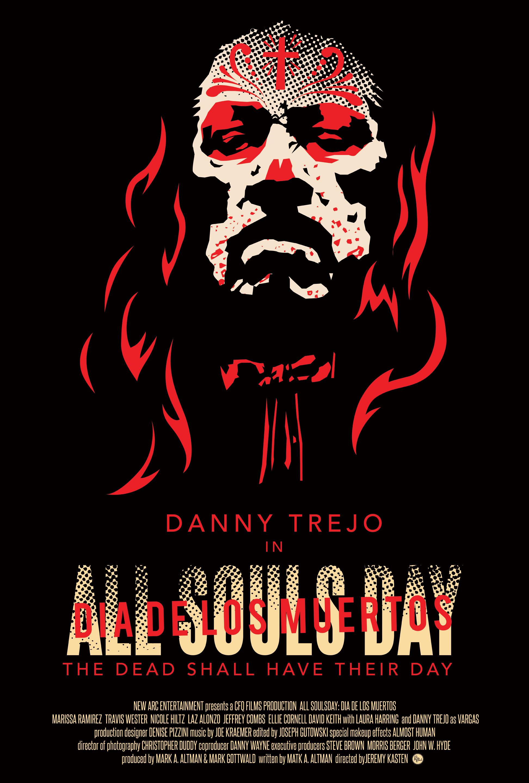 All Souls Day New Poster Amp Hd Trailer Jeremy Kasten