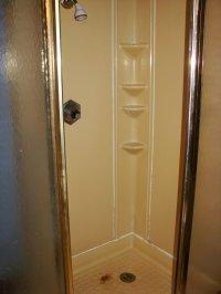 39 Corner Shower Installation  Hicksville, Ohio ...