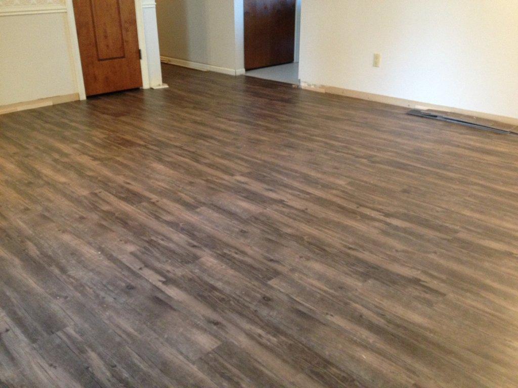Citadel Vinyl Plank Flooring Installation Bryan Ohio