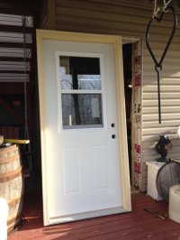 Door Installation: Mastercraft Door Installation