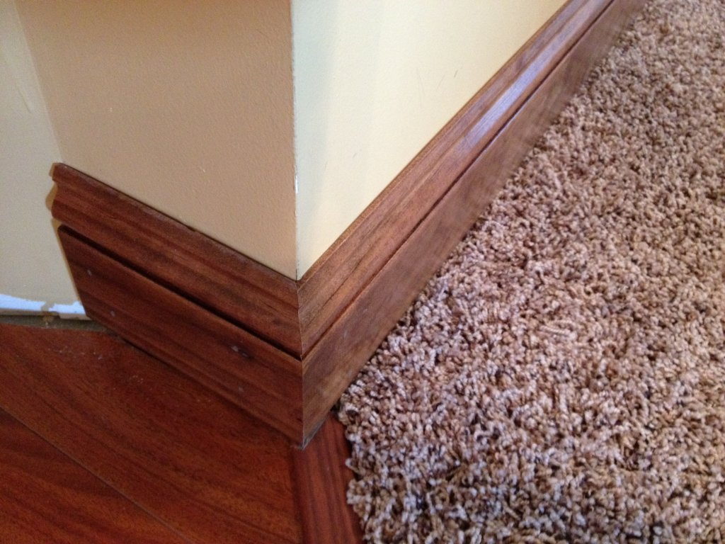 kitchen counter tile for floor solid pine trim & french door installation-hicksville, oh ...