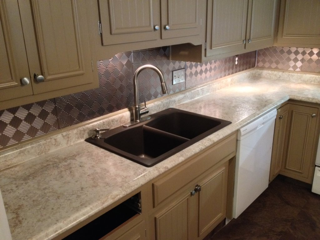 menards kitchen countertops countertop organizer counter top and sink replacement  bryan ohio