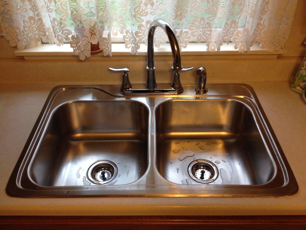 stainless kitchen sink island furniture installation  antwerp ohio