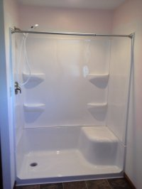 Bathroom Remodel  Bryan, Ohio | JeremyKrill.com