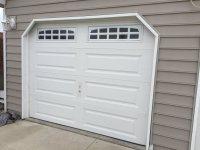 Ideal 9 x 7 Garage Door Installation  Bryan, Ohio ...