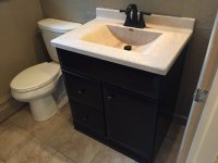 Ceramic Tile Installation & Bathroom Upgrade  Payne, Ohio ...