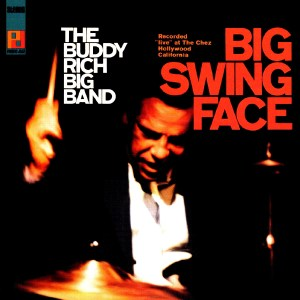 Buddy Rich Big Swing Face