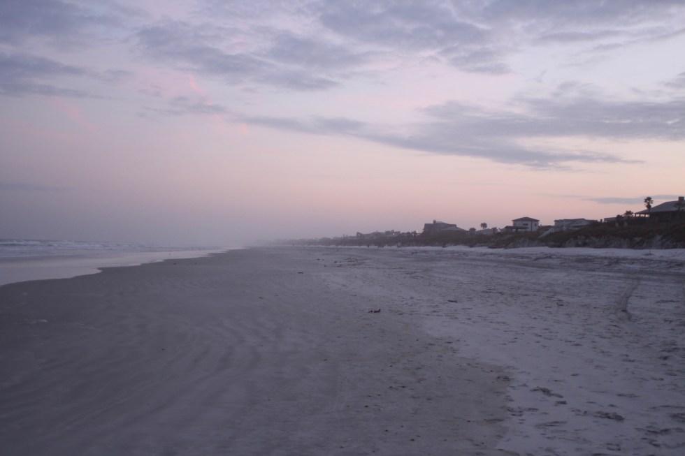 An Empty Beach