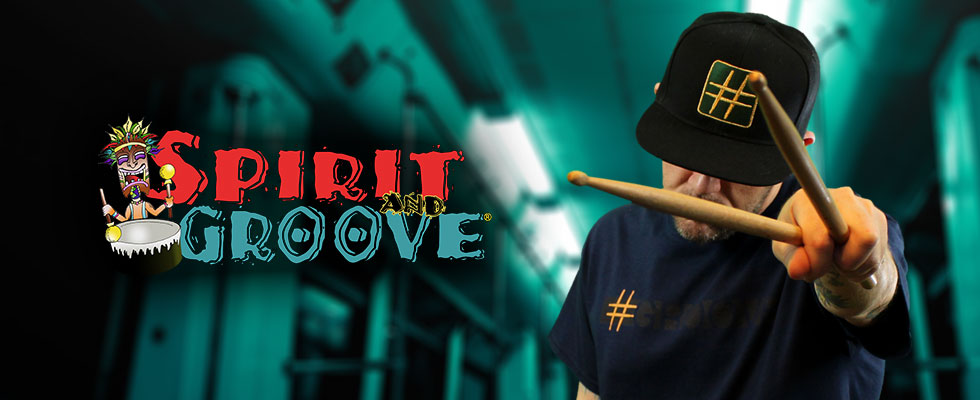 Spirit and Groove Drumming Clothing
