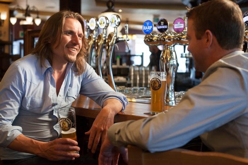 Stanley Park Brewing visits Mahony & Sons: Matt Lebedoff