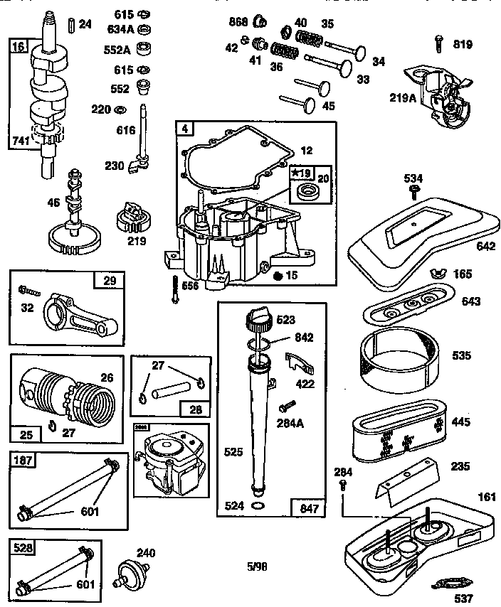 Briggs And Stratton 252707 Manual