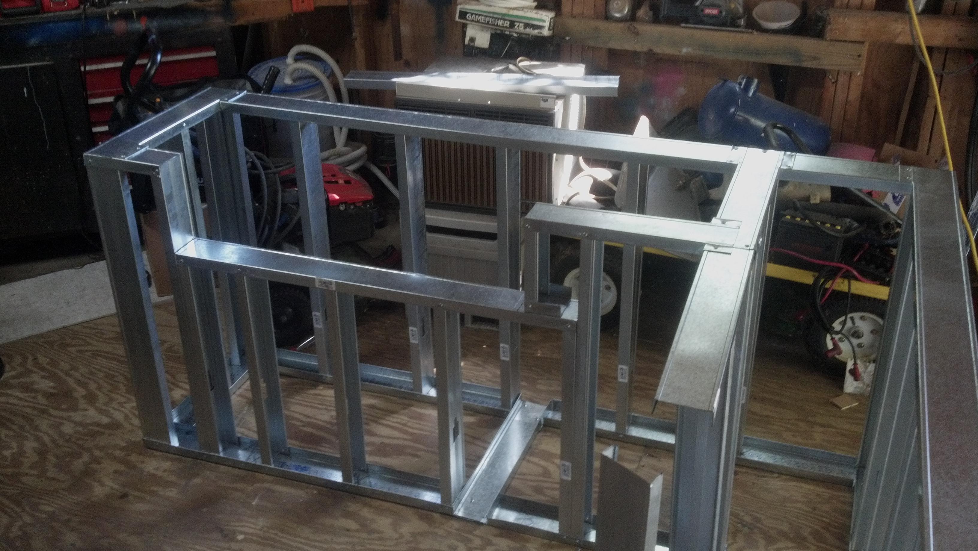 Metal Framing  JEREMY McCLURE