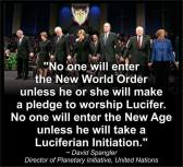 The UN's view on 666.