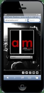 Portfolio - aLineMedia - Mobile
