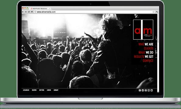 Portfolio - aLineMedia - Responsive Design
