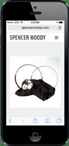 Portfolio - Spencer Moody - Mobile