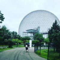 Le Biodome de Montréal
