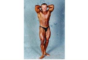 Jeremy Williams- Bodybuilder
