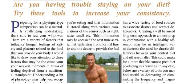 Jeremy Williams - Williams Productions - NW Fitness Magazine