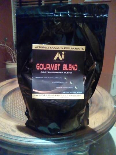 Gourme Blend Protein Powder