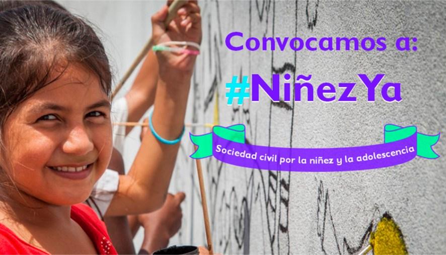 NiñezYA, la iniciativa que hará reflexionar a los candidatos presidenciales sobre la situación de la niñez en Colombia