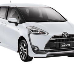 Warna Grand New Avanza Dark Brown Yaris Trd Sportivo 2018 Tipe Dan Harga All Toyota Sienta Gambar Putih Super White 2