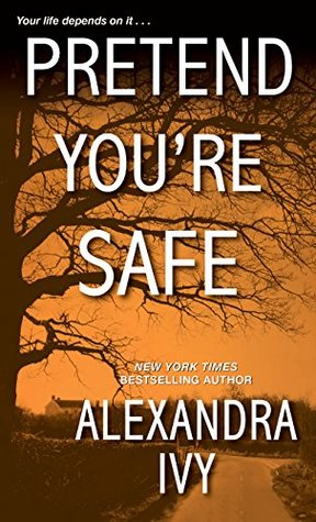 Pretend You're Safe Book Cover