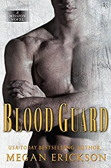 Blood Guard Book Cover