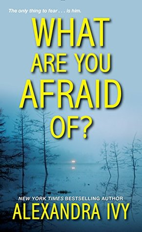 What Are You Afraid Of? Book Cover