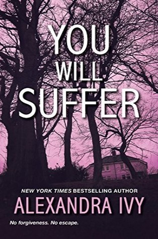 You Will Suffer Book Cover