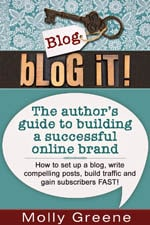 Cover of Blog It by Molly Greene