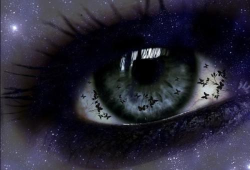 An eye in the sky.
