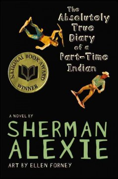 Banned Books Week Cover Image Sherman Alexie