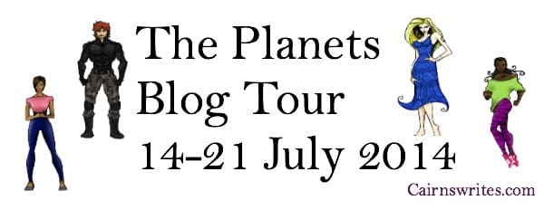 Image of Michael Cairns Blog Tour Banner