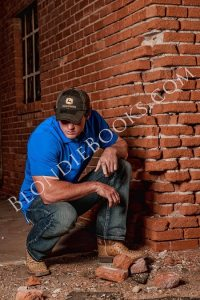 Picture of Crouched Man