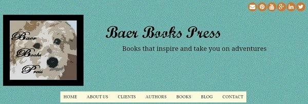 Picture of Baer Books Press Header
