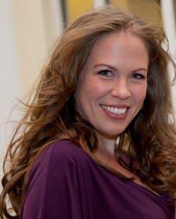 Christa Wojciechowski Author Photo