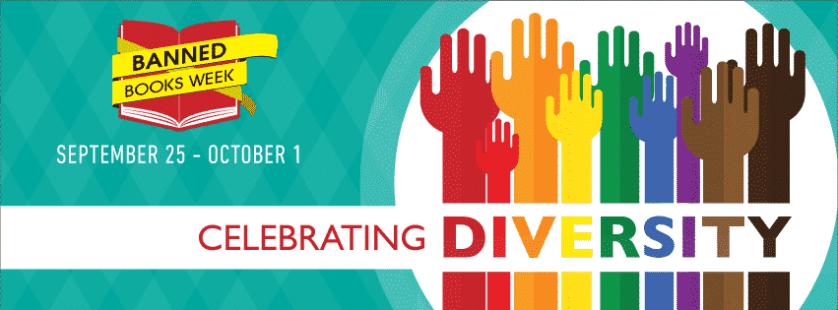 Image of Celebrating Diversity in Literature banner