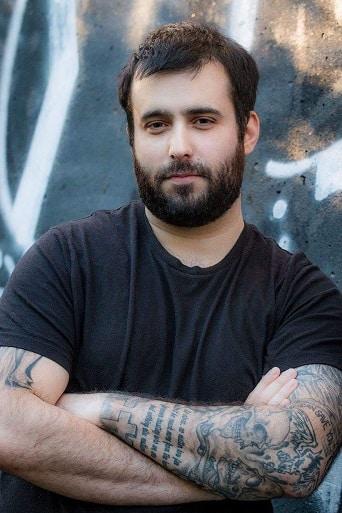 Image of author Jason Pellegrini