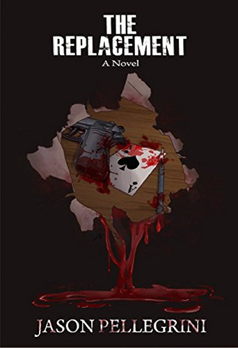 Image of The Replacement book cover by Jason Pellegrini