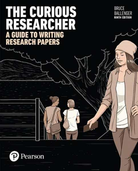 Bruce Ballenger Curious Researcher Cover