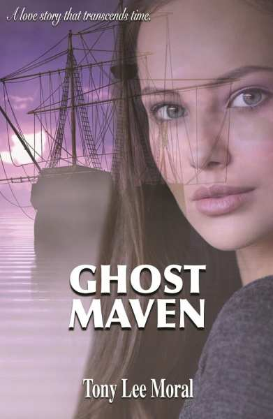 Cover of Ghost Maven by Tony Lee Moral