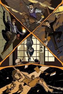 Geek Zodiac: The Four Facets pg5